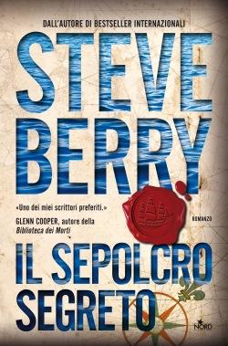 IL SEPOLCRO SEGRETO di Steve Berry